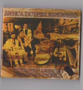 Antica liuteria Sangineto cover