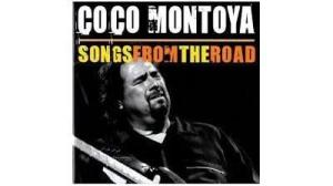 COCO MONTOYA SONGS FROM THE ROAD
