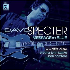 DAVE SPECTER MESSAGGE IN BLUE