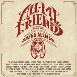 GREGG ALLMAN and FRIENDS  ALL MY FRIENDS