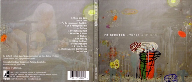 Gerhard_There and Gone_cover