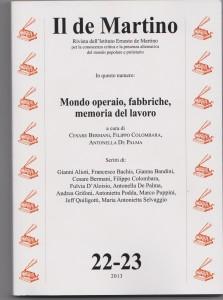 Il de Martino cover