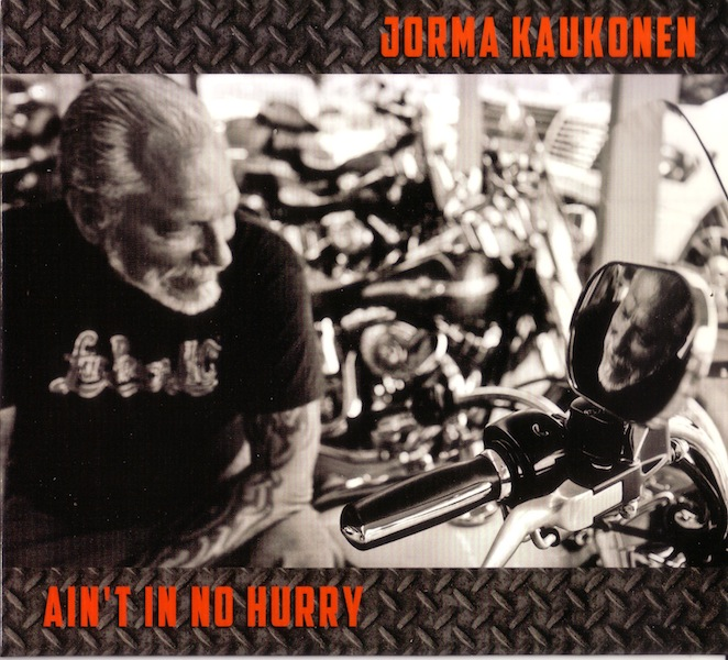 Kaukonen_Ain't in No Hurry_cover