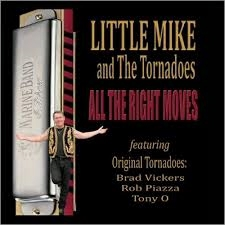 LITTLE MIKE & THE TORNADOES ALL THE RIGHT MOVES