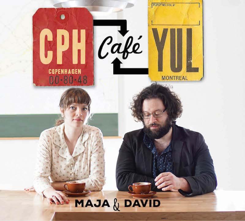 Maja & David