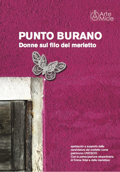 PUNTO BURANO CARTOLINA