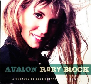 RORY BLOCK AVALON BLUES