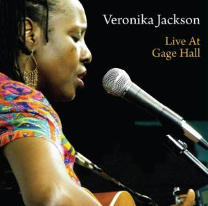 VERONIKA JACKSON LIVE AT GAGE HALL