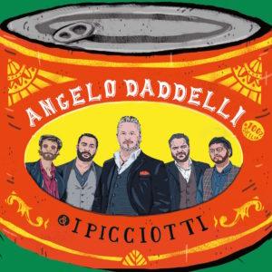 Angelo Daddelli E I Picciotti Cover