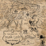 Corte Di Lunas Tales From The Brave Lands Album Cover Big