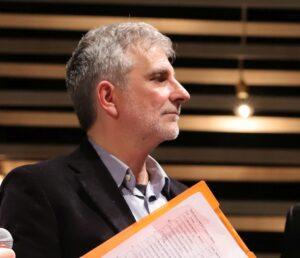 Enrico Deregibus In Una Foto Di Giorgio Bulgarelli