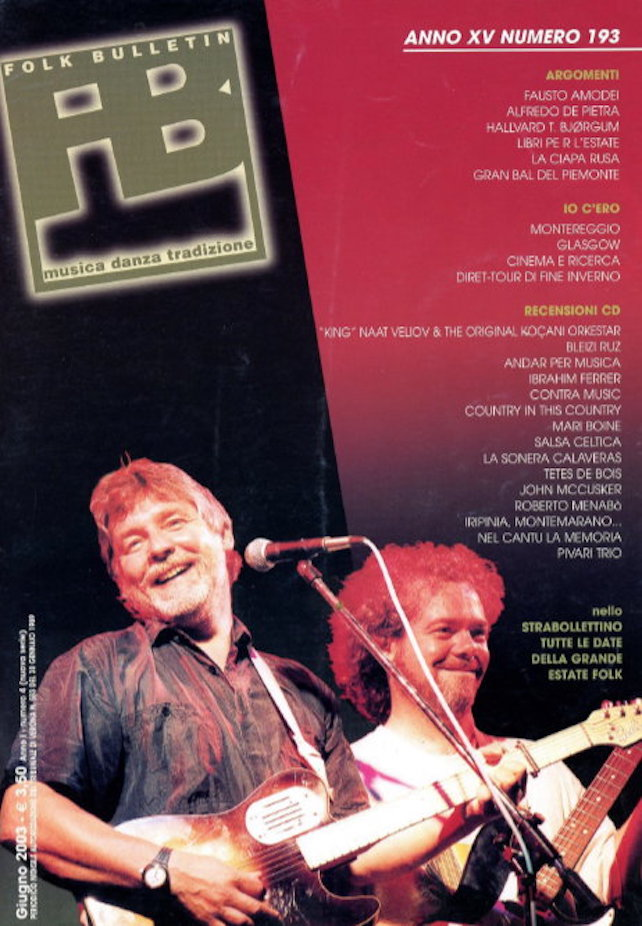 Folkbulletin 2003 1