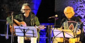 Lino Straulino E Andrea Del Favero Udine