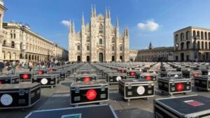 Piazza Duomo Panoramica