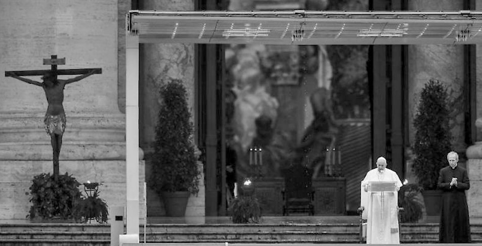 Piiazza San Pietro Bergoglio