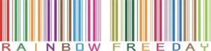 Rainbow Freday Logo