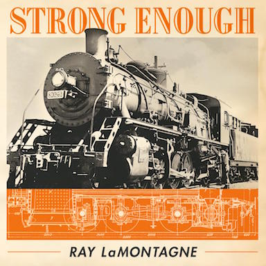 Ray Lamontagne Strong Enough Artwork