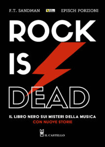 Rock Is Dead Cover Alta
