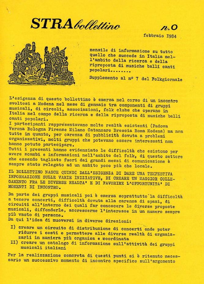 Strabollettino 1